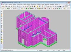 ENEXSYS, WinStrand Analisi strutturale per c.a. , acciaio, murature, legno