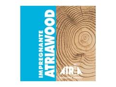 Fondo ed impregnante per pittura e verniceATRIAWOOD IMPREGNANTE - COLORIFICIO ATRIA