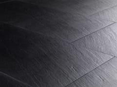 Pavimento/rivestimento in gres porcellanato a tutta massa effetto pietraPIETRE HIGH-TECH - BLACK ARDESIA - ARIOSTEA