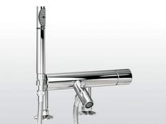 Miscelatore per vasca a 2 fori con doccetta BAMBOO | 3267RG306 - Bamboo