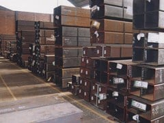 Trave, pilastro e profilato metallico strutturaleTubi in acciaio - MANNI SIPRE