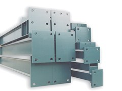 Trave, pilastro e profilato metallico strutturaleESF: Elementi strutturali finiti - MANNI SIPRE