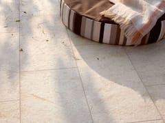 Pavimento/rivestimento per interni ed esterni MULTIQUARTZ -