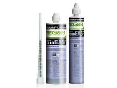 G&B Fissaggi, GEBOFIX EA-SF Resina epossiacrilato per alte prestazioni