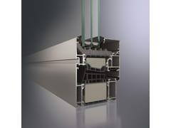 Finestra a taglio termico in alluminioSchüco AWS 90.SI+ - SCHÜCO INTERNATIONAL ITALIA