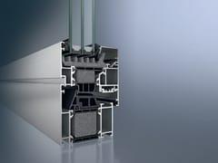 Schüco, Schüco AWS 75.SI Finestra a scomparsa in alluminio