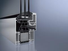 Finestra a taglio termico in alluminioSchüco AWS 75 BS.SI - SCHÜCO INTERNATIONAL ITALIA