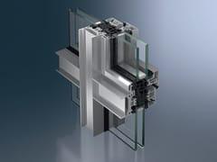 Finestra a taglio termico in alluminioSchüco AWS 75 WF.SI - SCHÜCO INTERNATIONAL ITALIA