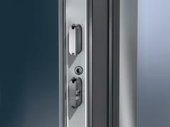 Serratura per porte in vetroSerrature con chiusura automatica - SCHÜCO INTERNATIONAL ITALIA