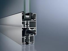 Finestra a taglio termico in alluminioSchüco AWS 50 - SCHÜCO INTERNATIONAL ITALIA