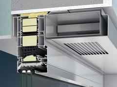 Schüco, Schüco VentoTherm Ventilazione decentralizzata integrata nelle finestre