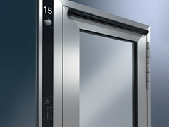 Schüco, Schüco Door Control System (DCS) Sistema di building automation per controllo accessi