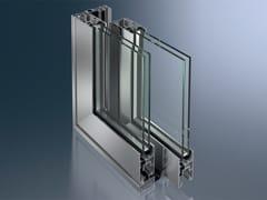 Schüco, Schüco ASS 50 Finestra alzante scorrevole in alluminio
