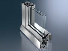 Schüco, Schüco AWS 70.HI PASK Porta-finestra scorrevole in alluminio