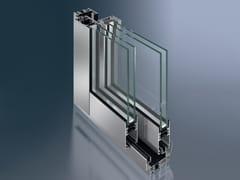 Schüco, Schüco ASS 39 SC TipTronic Porta-finestra scorrevole in alluminio