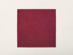 Tappeto a tinta unita quadrato per esterniAIR - PAOLA LENTI