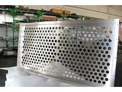 CMM, CMM Satinatura e Sbavatura acciaio inox Satinatura