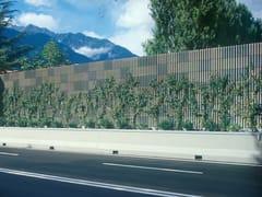 Edil Leca Infrastrutture, FONOLECA NERVATO Barriera acustica stradale