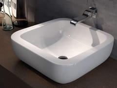 Lavabo da appoggio in ceramicaCOMO 51 | Lavabo da appoggio - CERAMICA FLAMINIA