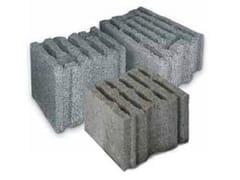 SISTEMA TERMOBLOCCO, TERMOBLOCCO PLUS Blocco alleggerito in calcestruzzo di argilla espansa
