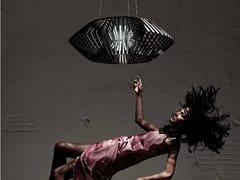 Lampada a sospensione in metalloV | Lampada a sospensione - ARTURO ALVAREZ