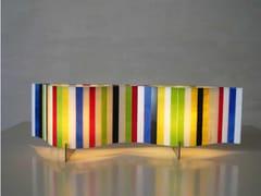 Lampada da tavolo in vetroVENTO POP | Lampada da tavolo - ARTURO ALVAREZ