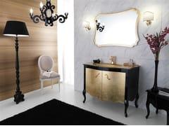 Mobile lavabo laccato con ante NARCISO 3 - Narciso