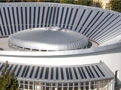 Sistemi di copertura con fotovoltaico integratoKalzip AluPlusSolar - KALZIP®