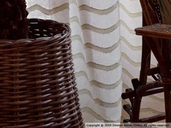 Tenda a bastone in linoMIKONOS - ZIMMER + ROHDE