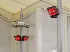 Riscaldatori InfrarossoDiffusore radiante per esterni - KHEMA SRL