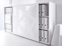 Mobile ufficio con ante scorrevoli STANDARD | Mobile ufficio - Standard