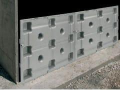 Protezione impermeabilizzazione controterraSKUDO - PROJECT FOR BUILDING
