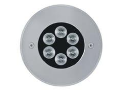 Segnapasso a LED a pavimento 1200 MINI INOX | Segnapasso - 1200