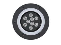 Segnapasso a LED a pavimento in alluminio 2100 MEDIO | Segnapasso - 2100 medio
