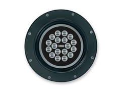 Proiettore per esterno a LED in alluminio2900 GRANDE - PLATEK