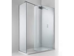 RELAX, LUXOR 140 A Box doccia con piatto