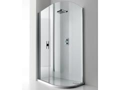 RELAX, LUXOR 140 S Box doccia con piatto