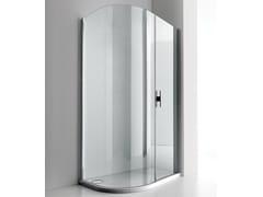 RELAX, LUXOR 120 S Box doccia con piatto
