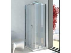 RELAX, AXIA A Box doccia con porta scorrevole