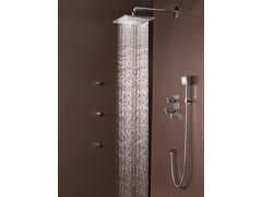 Soffione doccia con braccioDREAM CUBE | Soffione doccia con braccio - BOSSINI