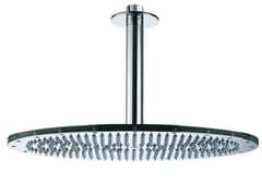 Soffione doccia a soffitto con braccioDREAM OVAL | Soffione doccia a soffitto - BOSSINI