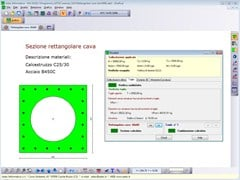 Analisi e calcolo di sezioni genericheSAX - AZTEC INFORMATICA