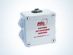 FIRECOM AUTOMOTIVE, BC-01 Box connessione Componente per impianto antincendio