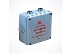 FIRECOM AUTOMOTIVE, BC-02 Box connessione Componente per impianto antincendio