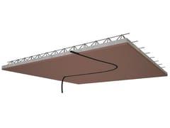 Solaio prefabbricato in cemento armatoSolaio a lastra ECO® - PROGRESS