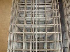 PROGRESS, Rete strutturale bidirezionale Rete elettrosaldata