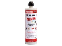 fischer italia, Fischer FIS VT 380 C Ancorante chimico