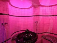 Happy Sauna, AROMARIUM Bagno turco prefabbricato con aromaterapia