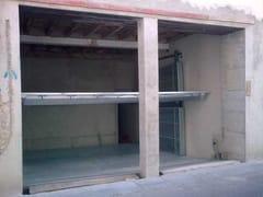 Parcheggio a scomparsaMINILIFT T2 - T3 - T4 - T6 - GREEN PARK