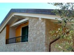Rivestimento in pietra ricostruita per esterniVICENTINA - ITALPIETRA